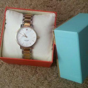 Kate spade Gramercy watch