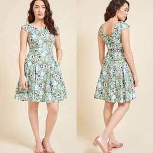 ModCloth Dresses & Skirts - Afternoon tea dress