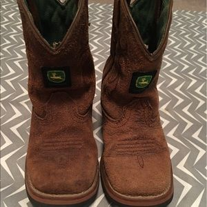John Deere Other - John Deere infant boots