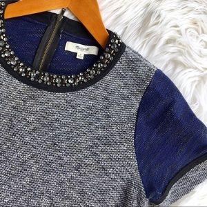 Madewell Sparkle Collar Shirt