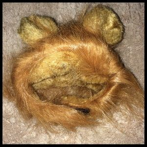 Other - Lion Mane Circus Costume For Dogs