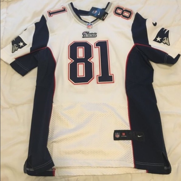 Nike Tops   Aaron Hernandez Jersey New England Patriots   Poshmark  for sale