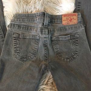 True Religion Denim - Grey true religion jeans
