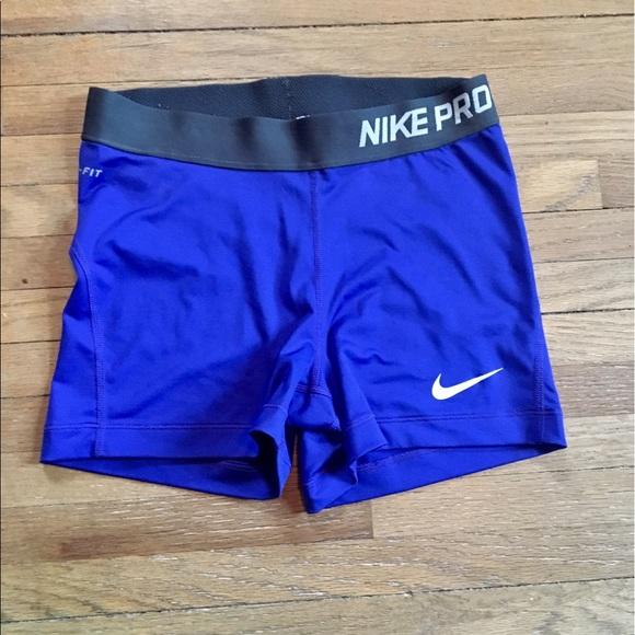 Nike Shorts | Royal Blue Nike Pro