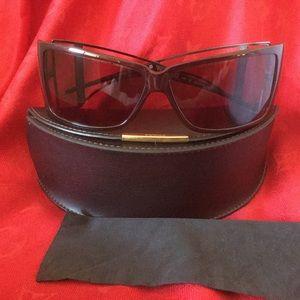 Gianfranco Ferre Accessories - 💯% Authentic. GianFranco Ferre Shield Sunglasses
