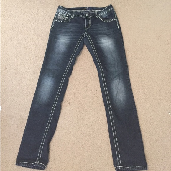 82 off angels denim sale skinny jeans in great condition from heather 39 s closet on poshmark. Black Bedroom Furniture Sets. Home Design Ideas