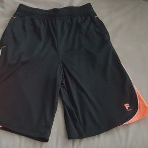NWOT FILA Boys basketball shorts