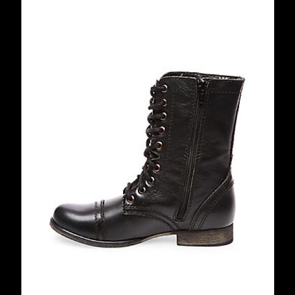 Steve Madden - Cute Combat Boots brand new Steve Madden ...