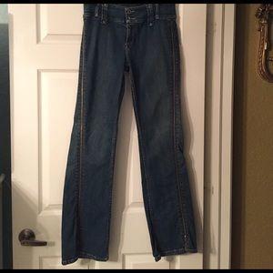 Allen B. By Allen Schwartz Denim - Awesome Allen B. Zipper Jeans