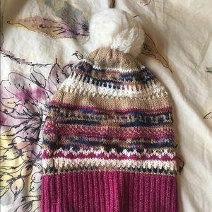 Juicy Couture Other - Juicy couture winter pompom beanie