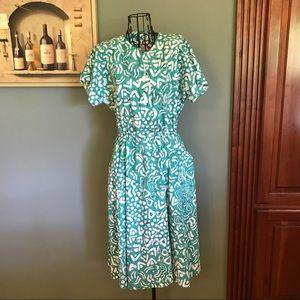 80's Vintage Dress