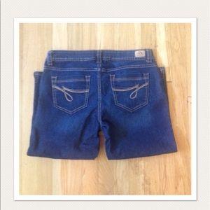 73% off Jordache Denim - Jordache skinny crop pants from ...