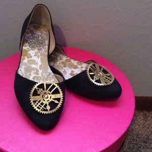 Shoes - Alice in Wonderland Shoes - Halloween Costume 👻🎃