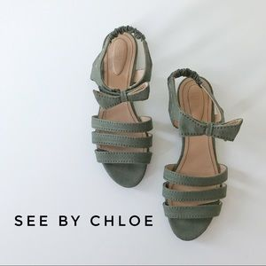 See by Chloe Shoes - See by Chloe sandals, size 41 (11)