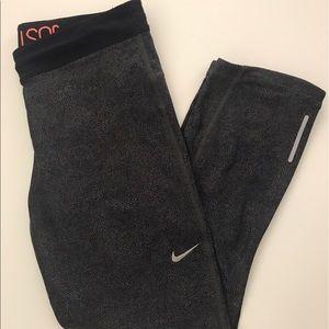 Nike Pants - Nike dri fit crop pants