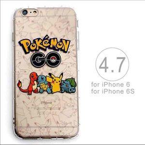Pokemon Other - POKEMÓN GO ❤️ IPHONE 6/6s CASE