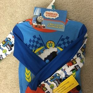 Thomas & Friends Other - 2 sets of pj's Thomas the train