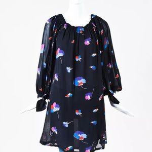 Jill Stuart Dresses & Skirts - Jill Stuart Cold Off Shoulder Kohl Tunic Dress