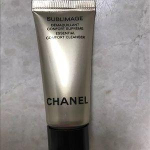 CHANEL Makeup - CHANEL Sublimage Comfort cream cleanser skincare