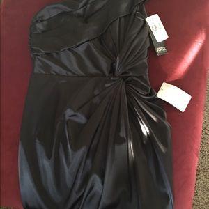 Adrianna Papell Dresses & Skirts - Satin mini dress