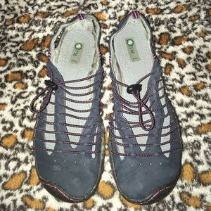 Jambu Shoes - Jambu barefoot designs JBU 404 sturdy shoes