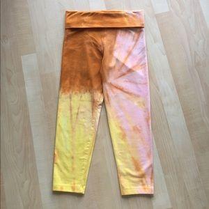 Lily Lotus Pants - Lily Lotus Organic Cotton Capris XS