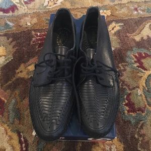 NWT Dexter black Belle design loafers