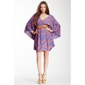 Voom by Joy Han Dresses & Skirts - Voom belted kimono dress