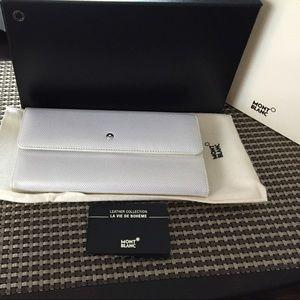 Montblanc Handbags - ⚡️Sale Montblanc La Vie De Boheme Large Wallet