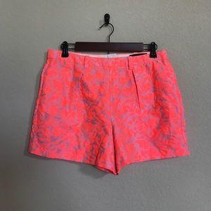 J. Crew Pants - J. Crew Printed High Waisted Shorts