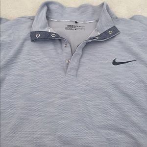 Nike Other - Nike Golf Long Sleeve Pullover
