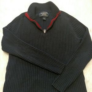 Abercrombie & Fitch Other - Abercrombie and Fitch Navy sweater Large muscle