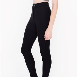 American Apparel Riding Pant--Small
