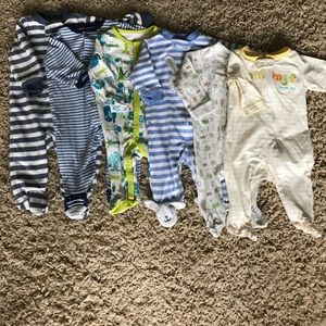 Other - 3 month footie outfit bundle