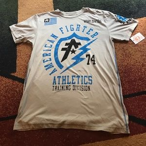 American Fighter Other - Men's American Fighter Affliction shirt large NWT