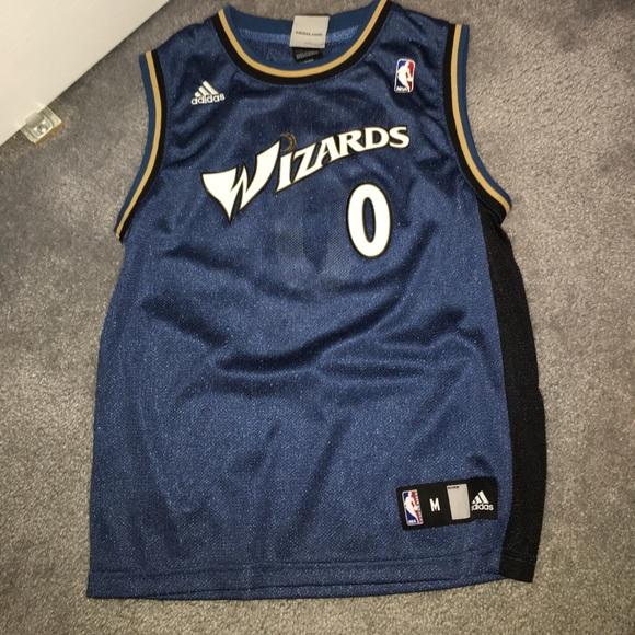625b391a6 adidas Other - NBA WASHINGTON WIZARDS GILBERT ARENAS JERSEY