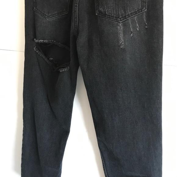 UNIF - UNIF X URBAN OUTFITTERS u0026quot;Twerku0026quot; Black Destroyed 28 from Tiffanyu0026#39;s closet on Poshmark