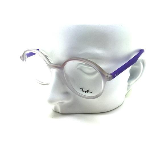 a61078312f3 New Ray Ban RB 7075 5600 Round 49mm Eyeglasses. M 59371f2236d59471600453d8