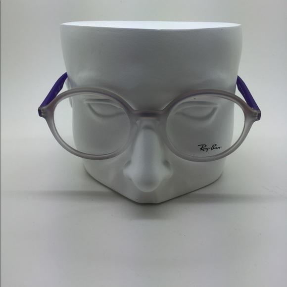 b8d52b50480 ... RB 7075 5600 Round 49mm Eyeglasses. NWT. Ray-Ban.  M 59371f2236d59471600453d8. M 59371f2aa88e7d4f1901827b.  M 59371f37680278e576017825