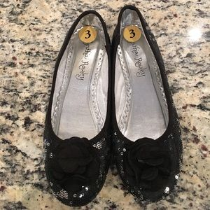 Cynthia Rowley Other - Girls sequined flats