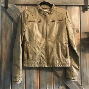 Maralyn & Me Jackets & Blazers - 🌿NEW🌿 Vegan Leather Jacket