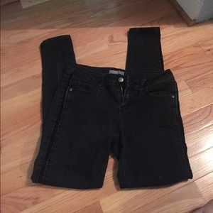 2.1 Denim Denim - Black jeans