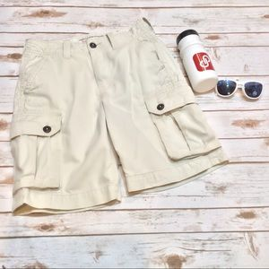 American Eagle Outfitters Other - AE Outfitters Boy's/Men's Cargo Shorts Size 28
