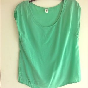 Mint Green Old Navy Top