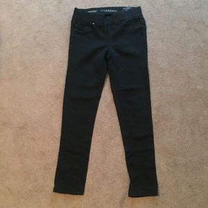 Liverpool Jeans Company Denim - Liverpool Black Jeans