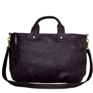 Clare Vivier Handbags - Clare V. Black Messenger bag