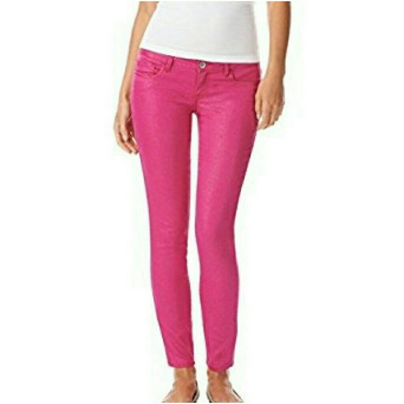Aeropostale Jeans - ⬇Ashley Ultra Hot Pink Skinny Jeans Sz. 11-12