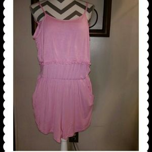 5th & Love Other - PINK  ROMPER