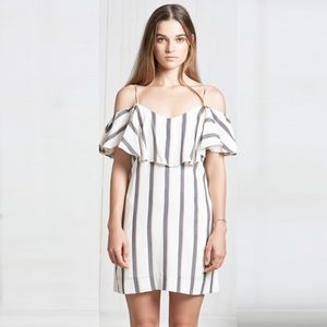 Saylor Dresses - Saylor NYC Esther Cold Shoulder Dress