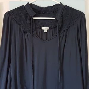 Anthropologie blouse top